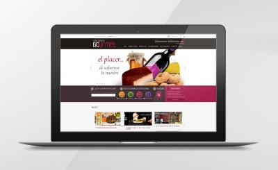 Web Gran Canaria Gourmet