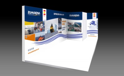 Stand Zamakona Yards